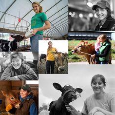 We honor the women of our coop #ontheblog This #FarmerFriday dedicated to farm women everywhere. #farmlove #farm365 #likeagirl