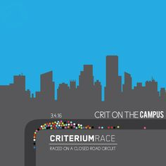 Crit On The Campus 2016 This is my third trip to Stirling Univerity Campus.  The first one 2014 to see what a Crit race  was, gauging if I was fit enough and how fast I had to become.  The second 2…