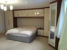 over bed storage - Google Search