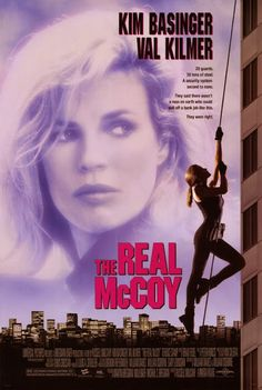 """FULL MOVIE! """"The Real McCoy"""" (1993) 