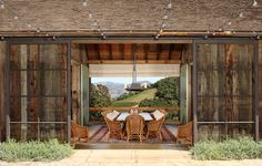 The Bond Estate Winery, From the Land: Backen, Gillam, & Kroeger Architects American Farmhouse, Modern Farmhouse, Cabana, Small Buildings, Modern Barn, Loft, Home Living, The Ranch, Architecture Details