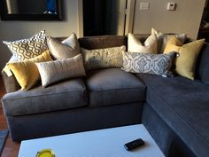 Wonderful Custom Sofa Or Sectional. Leather Or Fabric. Ships Nationwide. Showrooms In  Los Angeles