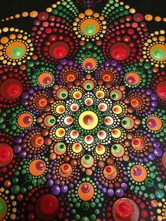 Take a look at mandala canvas, mandala dots, mandala design, dot art painti Mandala Art, Mandala Canvas, Mandalas Painting, Mandala Rocks, Mandala Pattern, Mandala Design, Dot Art Painting, Stone Painting, Art Pierre
