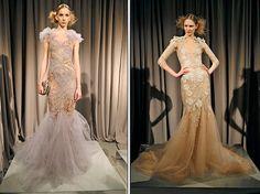 Marchesa gowns
