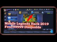 Mobile Legends Hack 2019 – Free Unlimited Diamonds and Coins – Free Che… – Fashion Trends To Try In 2019 Episode Free Gems, Miya Mobile Legends, Alucard Mobile Legends, Android Mobile Games, Legend Images, Free Gift Card Generator, Point Hacks, Play Hacks, Mobile Legend Wallpaper