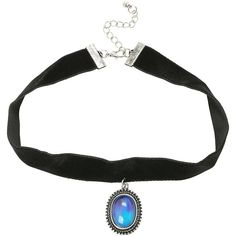 LOVEsick Mood Choker Hot Topic ($36) ❤ liked on Polyvore featuring jewelry, necklaces, pendant choker, long pendant necklaces, pendant choker necklace, choker jewelry and pendant necklace