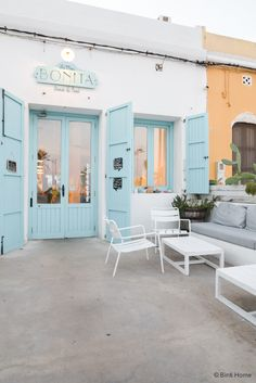 TRAVEL | La Mas Bonita in Valencia | Binti Home blog : Interieurinspiratie, woonideeën en stylingtips