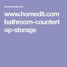 Bathroom Countertop Storage Solutions With Aesthetic Charm Columns Inside, Bathroom Countertop Storage, Storage Solutions, Storage Ideas, Inside Outside, Countertops, House, Vanity Tops, Shed Storage Solutions