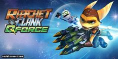 Social Covers - http://social-covers.com/ratchet-clank-qforce-twitter-games-covers-header/