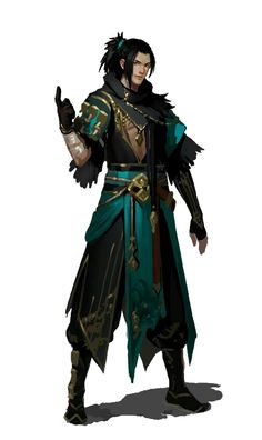 Male human sorcerer - pathfinder pfrpg dnd d&d fantasy Fantasy Character Design, Character Creation, Character Design Inspiration, Character Concept, Character Art, Fantasy Male, Fantasy Rpg, Fantasy Artwork, Dnd Characters