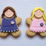 Cookies decoradas con fondant