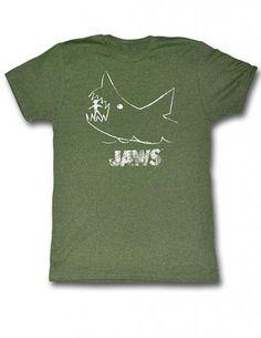 7670ba66 39 Best Jaws Tees, Tanks & Hoodies images | Sweats à capuche, T ...