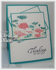 Hope your day is Upsy Daisy by glowbug - Cards and Paper Crafts at Splitcoaststampers
