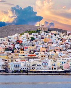 Syros Greece, Places To Travel, Places To Visit, Greek Beauty, Culture Travel, Greece Travel, Greek Islands, Island Life, Countries Of The World