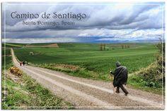 Postcard from Santa Domingo Spain