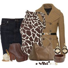 """""""Untitled #1231"""" by lisa-holt on Polyvore"""