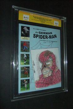 Comic Fanzine: the German Spider-Man. Spider Man 2015, Spiderman, German, Baseball Cards, Comics, Past, Spider Man, Deutsch, German Language
