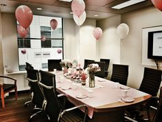 Help throw this adorable baby shower at work!