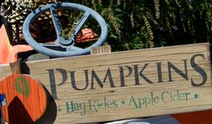 Peacefield Orchards -- Julian, CA
