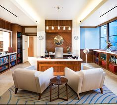 The Office of L. Ron Hubbard at American Saint Hill // Church of Scientology of Los Angeles