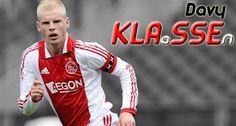 Davy Klaassen (Ajax Amsterdam) wallpaper