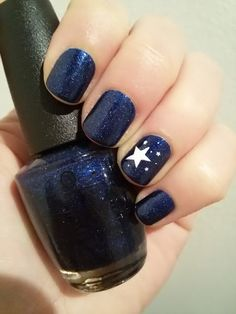 CHIKI88...  my passion for nails!: The nails of the week: Starry night!