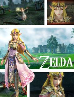 Hyrule Warriors - Zelda - Can I just say I am so pumped for this! Zelda is freaking playable!!!' XDXDXD