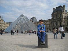 Musée du Louvre  June 25, 2013