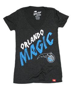 ORLANDO MAGIC STROKE SHIRT BY SPORTIQE