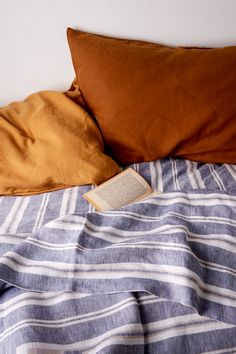 100% French Linen bedding - Tow and Line