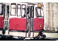 Čtvercové obrazy (různé motivy) - obrazy na plátně