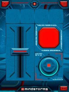 best kids apps - Lego Mindstorms EV3 robots Commander app