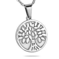 Tree of Life Pendant Necklace – Valyria Jewelry
