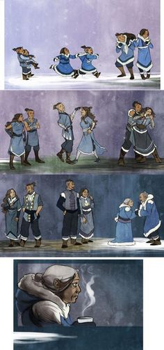 Avatar: The Last Airbender / The Legend of Korra: Image Gallery   Know Your Meme