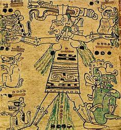 Ixchel: Diosa de la luna, el parto, la procreacion y la medicina. Se le hace una fiesta en el mes zip. En el mes uinal zip, se juntaban los sacerdotes con sus mujeres, y usaban idolillos de la diosa Ixchel, y la fiesta se llamaba Ibcil Ixchel, invocaban a los dioses de la medicina que eran Itzamná, Citbolontun y Ahau Chamahez, realizaban un baile llamado Chantunyab. Como diosa lunar y patrona de los partos estaba relacionada con el agua y vinculada con la tierra, como gran madre.