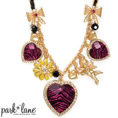 Cupid Necklace | Park Lane Jewelry ....I get lots of compliments on this necklace.  www.parklanejewelry.com/rep/sbradshaw