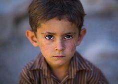 Kurdish Boy, Palangan, Iran