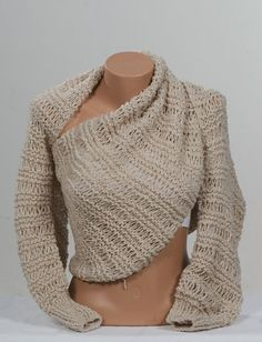 STONE Knitting Extra Long Scarf . Bolero or  by scarfstore2012, $69.00
