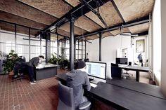 Sauspiel office by IFUB Berlin  Germany