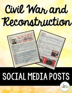 Civil Rights Movement Social Media Posts: 20 Leaders and Heroes ...