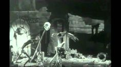 The Mascot - Stop Motion Animation by Vladislav Starevich (1933)