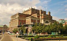 Stockholm Opera House | Kungliga Opera House, Stockholm