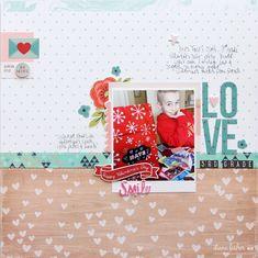 Love - Scrapbook.com