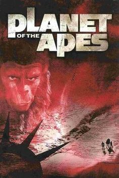 Planet of the Apes poster, t-shirt, mouse pad Turner Classic Movies, Classic Films, Cinema Posters, Movie Posters, Good Music, Amazing Music, Planet Of The Apes, Movie Props, Sci Fi Movies