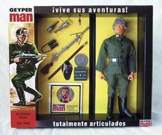 Geyper Man soldado ruso 7030 - Geyperman reedición - Geyper - Hobbycrash