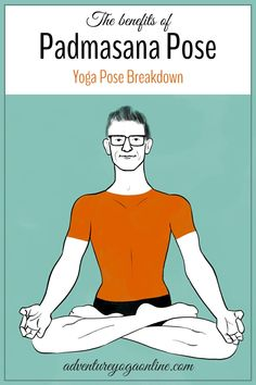 Want to learn more about Padmasana, aka Lotus Pose? In this post, we share the benefits of Padmasana, a complete yoga pose breakdown, contraindications, myths, modifications and more. This post will help expand your possibilities with Lotus Pose. #yoga #yogaposes #yogatips #yogaforbeginners #yogastepbystep Yoga Jobs, My First Teacher, Eagle Pose, Yoga Blanket, Fish Pose, Corpse Pose, Lotus Pose, Yoga For Stress Relief, Bridge Pose