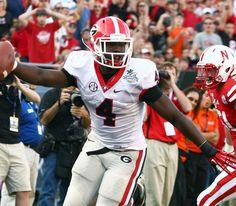 Keith Marshall - Georgia Bulldogs Hope he's better soon!