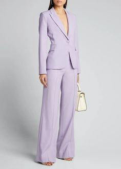 Shop women's spring fashion collections in BG Radar at Bergdorf Goodman. Bring your game this season with the hottest trends in high fashion. Suit Fashion, Look Fashion, Fashion Outfits, Gala Dresses, Modest Dresses, Prom Outfits, Cute Outfits, Kinds Of Clothes, Clothes For Women