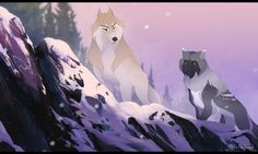 Vladimir leads Imperia Cora around the Highvalley territory when she joins the pack. A collab betwee. Welcome to Highvalley Animal Drawings, Dog Drawings, Wolf Deviantart, Wolf Comics, Anime Wolf Drawing, Cartoon Wolf, Wolf Children, Wolf Artwork, Wolf Spirit Animal