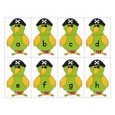 Les lettres de pirates